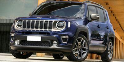 new 2020 Jeep Renegade car, priced at $28,630