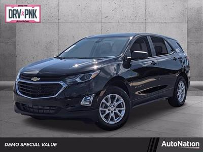 new 2020 Chevrolet Equinox car, priced at $21,750