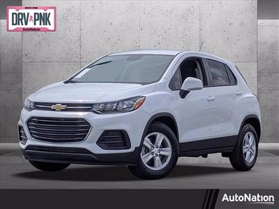 new 2021 Chevrolet Trax car, priced at $20,140