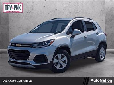 new 2021 Chevrolet Trax car, priced at $21,895