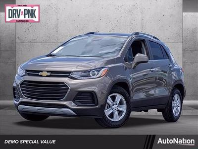 new 2020 Chevrolet Trax car, priced at $20,580