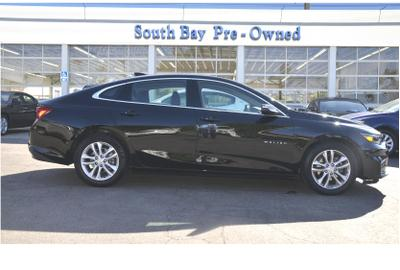 used 2018 Chevrolet Malibu car, priced at $11,995