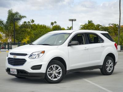 used 2017 Chevrolet Equinox car, priced at $15,995
