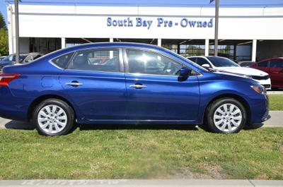 used 2018 Nissan Sentra car, priced at $9,995