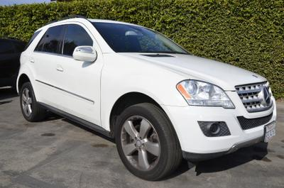 used 2010 Mercedes-Benz M-Class car, priced at $11,995