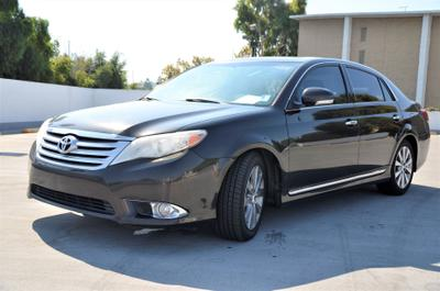 used 2012 Toyota Avalon car, priced at $11,995