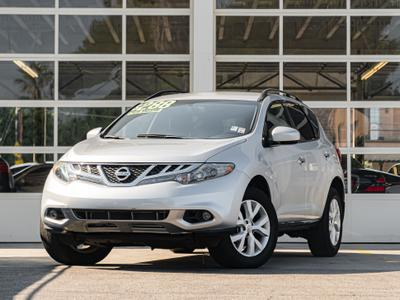 used 2013 Nissan Murano car, priced at $14,995