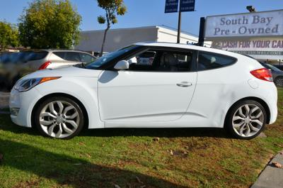 used 2013 Hyundai Veloster car, priced at $9,995