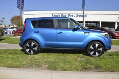used 2016 Kia Soul car, priced at $13,995
