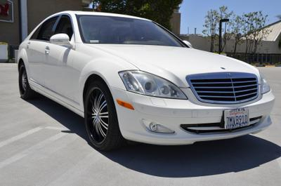 used 2007 Mercedes-Benz S-Class car, priced at $11,995