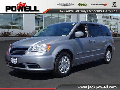 used 2014 Chrysler Town & Country car, priced at $11,700