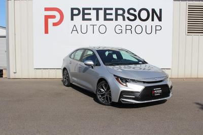 new 2021 Toyota Corolla car, priced at $25,814