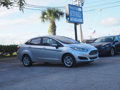 used 2018 Ford Fiesta car, priced at $7,995