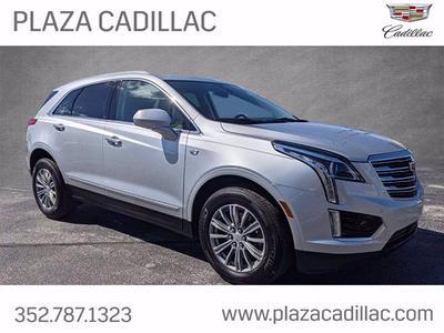 used 2017 Cadillac XT5 car, priced at $28,900