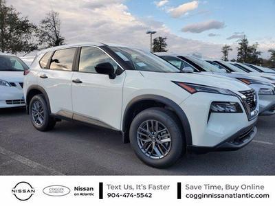 new 2021 Nissan Rogue car, priced at $24,310
