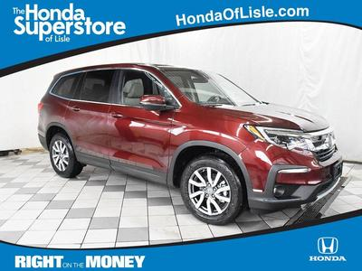 new 2021 Honda Pilot car, priced at $38,984