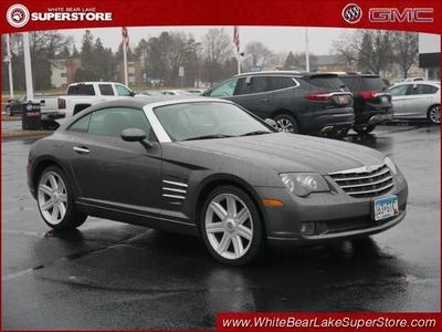 used 2004 Chrysler Crossfire car, priced at $9,995