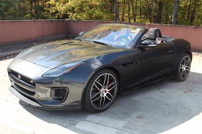 new 2020 Jaguar F-TYPE car, priced at $71,819