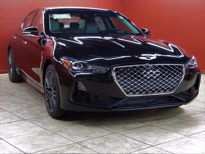 used 2019 Genesis G70 car, priced at $34,955