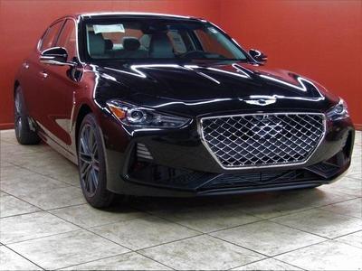 new 2019 Genesis G70 car, priced at $43,170