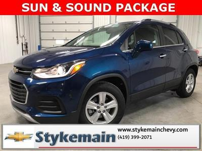 new 2020 Chevrolet Trax car, priced at $25,566