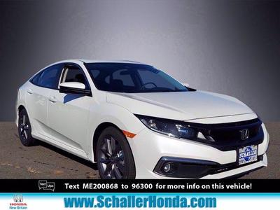 new 2021 Honda Civic car, priced at $24,300