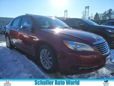 used 2014 Chrysler 200 car, priced at $8,997