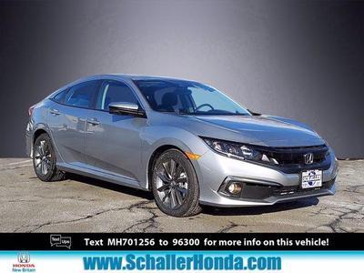 new 2021 Honda Civic car, priced at $24,645