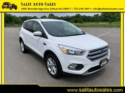 used 2017 Ford Escape car, priced at $13,998