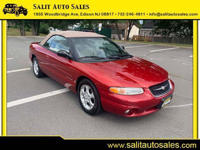 used 2000 Chrysler Sebring car, priced at $3,998