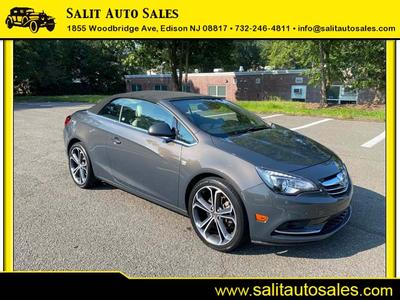 used 2016 Buick Cascada car, priced at $23,998