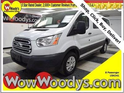 used 2015 Ford Transit-150 car, priced at $15,797