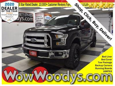 used 2016 Ford F-150 car, priced at $30,395