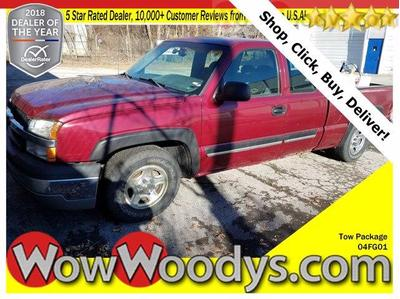 used 2004 Chevrolet Silverado 1500 car, priced at $7,892
