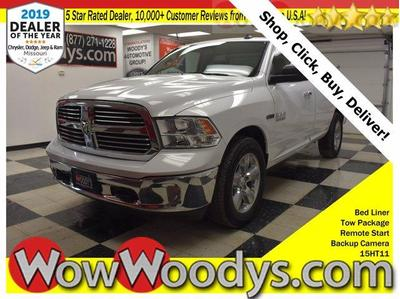 used 2015 Ram 1500 car, priced at $25,667