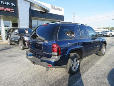 used 2004 Chevrolet TrailBlazer car, priced at $8,989