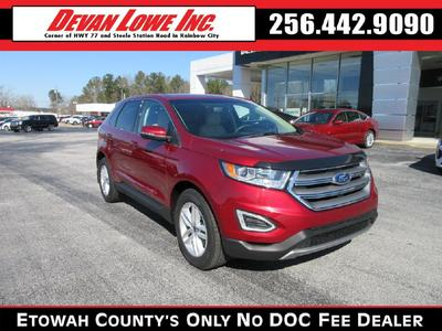 used 2018 Ford Edge car, priced at $22,989
