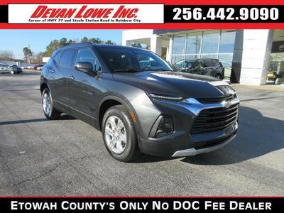 used 2020 Chevrolet Blazer car, priced at $33,989