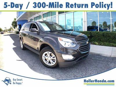 used 2016 Chevrolet Equinox car, priced at $15,695