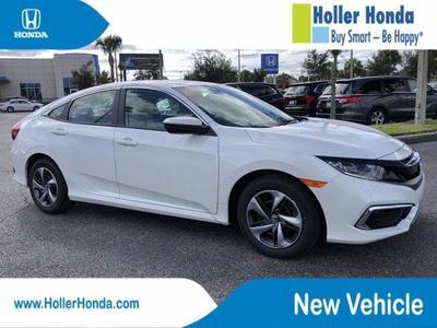 new 2021 Honda Civic car, priced at $21,769