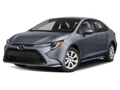 new 2020 Toyota Corolla car