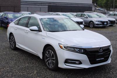 new 2020 Honda Accord Hybrid car, priced at $28,355