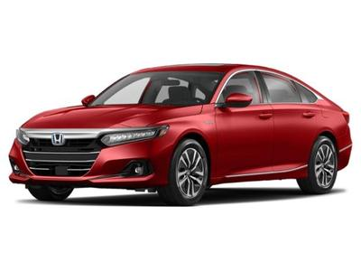 new 2021 Honda Accord Hybrid car, priced at $305