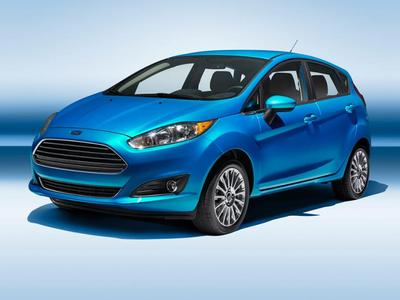 used 2019 Ford Fiesta car, priced at $12,020