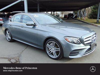 used 2017 Mercedes-Benz E-Class car, priced at $39,888