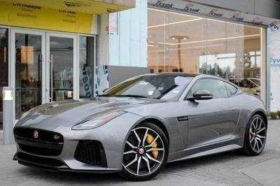 new 2020 Jaguar F-TYPE car, priced at $132,853