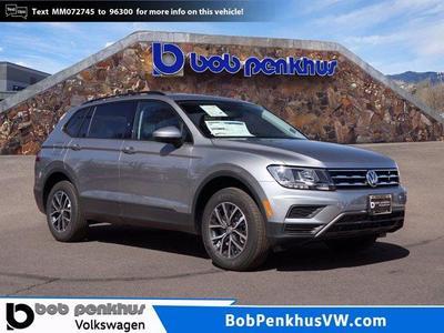 new 2021 Volkswagen Tiguan car, priced at $26,088