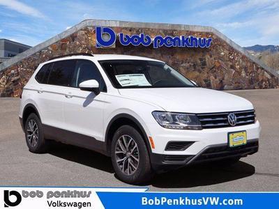 new 2021 Volkswagen Tiguan car, priced at $25,169