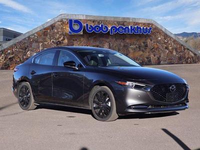 new 2021 Mazda Mazda3 car, priced at $33,577