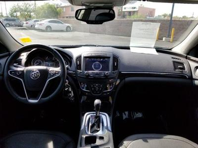 used 2017 Buick Regal car, priced at $17,391